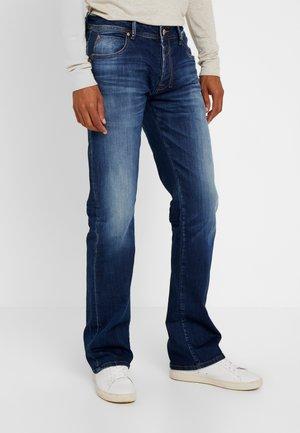 RODEN - Bootcut jeans - ridley wash