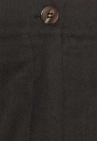 Minimum - LILO - Kangashousut - black - 2