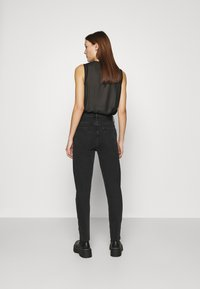 Ética - FINN - Straight leg jeans - obsidian - 2