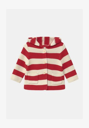 GARTER UNISEX - Cardigan - pure red