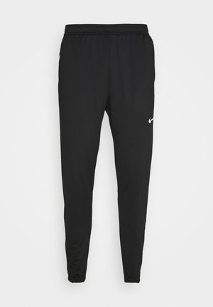 ESSENTIAL PANT - Jogginghose - black/silver