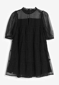 Next - Day dress - black - 2
