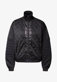 G-Star - BEETLE QUILT ZIP - Winter jacket - black - 5