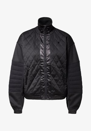 BEETLE QUILT ZIP - Winter jacket - black