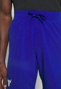 Under Armour - PROJECT ROCK SNAP SHORTS - Pantaloncini sportivi - blue - 4