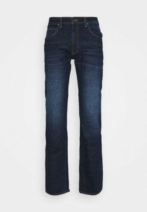 DAREN ZIP FLY - Straight leg jeans - deep kansas
