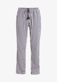 LASCANA - PANTS - Pyjama bottoms - rose/grey - 3