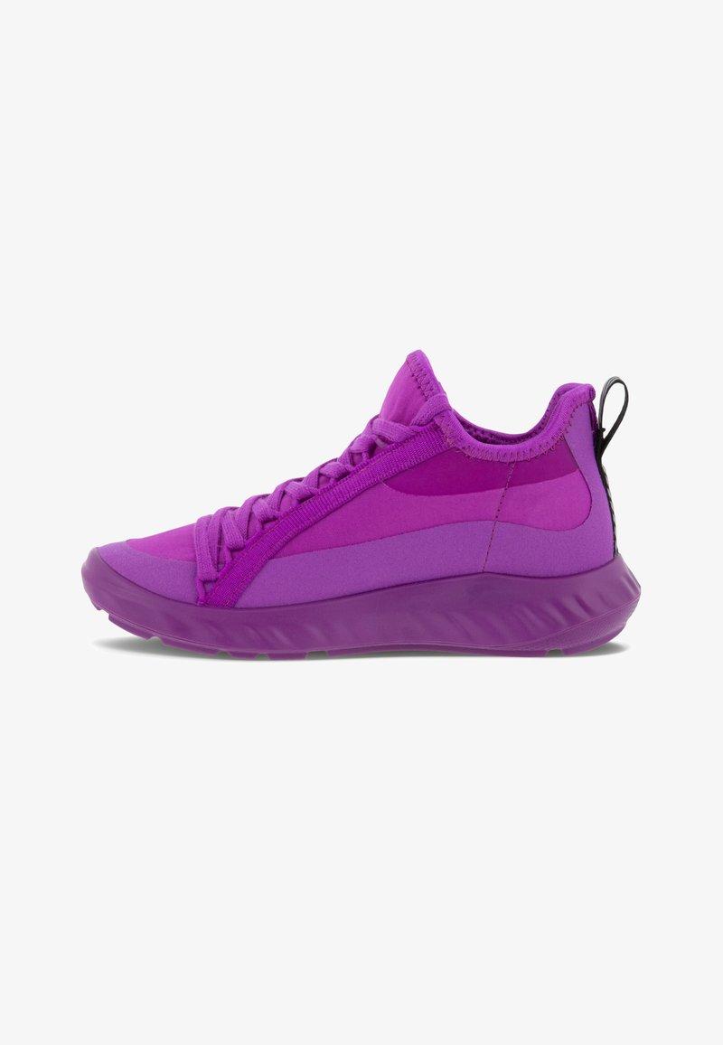 ECCO - High-top trainers - phlox neon