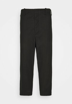 ALIEN TROUSERS - Chinos - black
