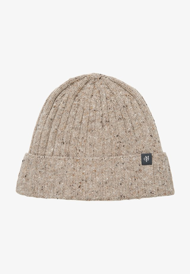 Beanie - taupe gray