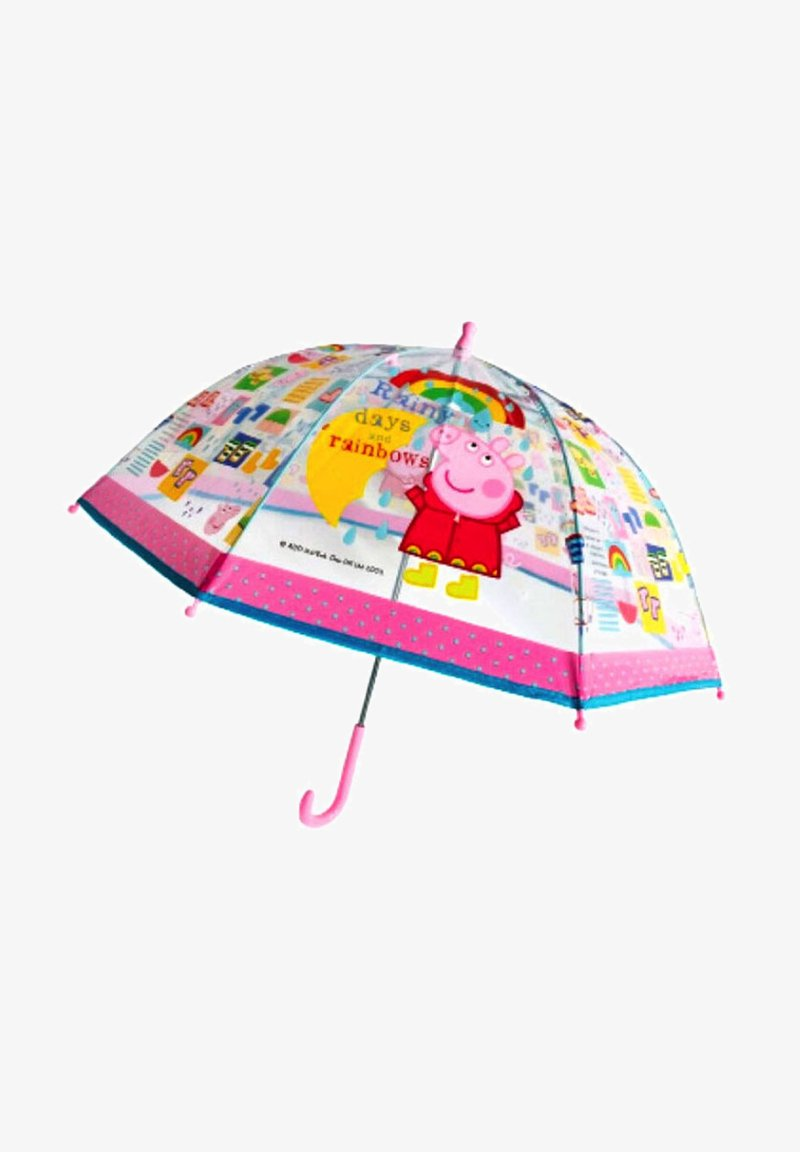 Peppa Pig - Umbrella - mehrfarbig