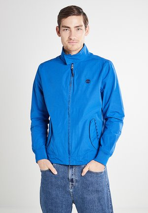 Summer jacket - nautical blue
