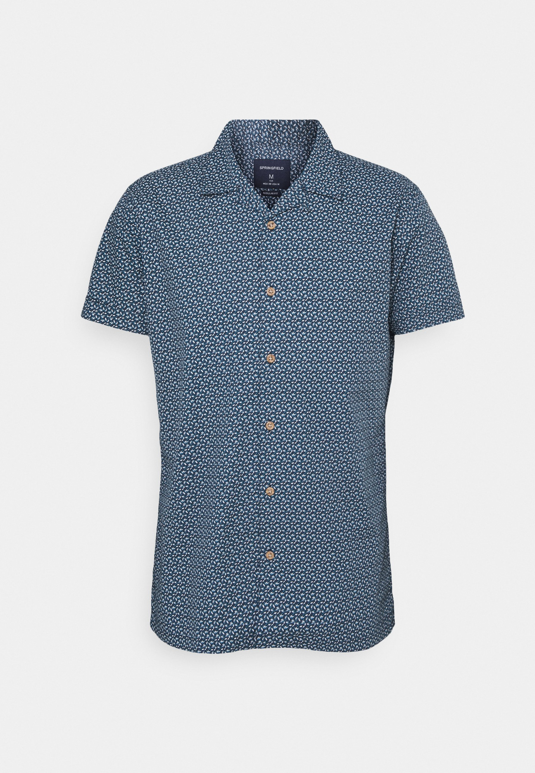 Homme PRINT BOWLING FLOWERS - Chemise