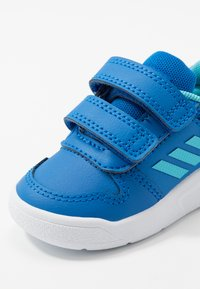 adidas Performance - TENSAUR UNISEX - Sports shoes - glow blue/bright cyan - 2