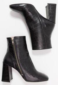 Jonak - VERSA - Højhælede støvletter - noir - 3