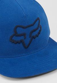 Fox Racing - INSTILL SNAPBACK - Cap - blue - 2