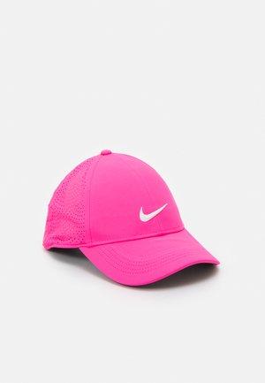 Czapka z daszkiem - hyper pink/anthracite/white