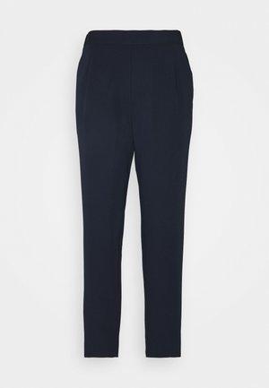 NUBAYLOR PANTS - Trousers - dark sapphire