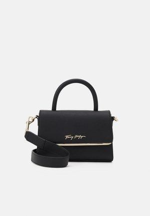 MODERN BAR BAG STRAP - Handbag - black