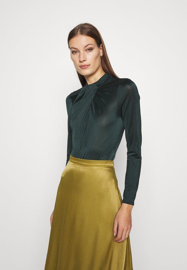 T-shirt à manches longues - dark green