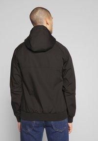 Volcom - RAYNAN UPDATE - Summer jacket - black - 2