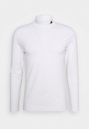 HAIO LONGSLEEVE - Longsleeve - bright white