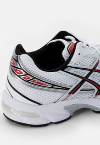ASICS SportStyle - GEL-1130 UNISEX - Sneakers basse - white/electric red - 5