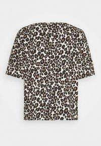 Marc Cain - Print T-shirt - beige - 1