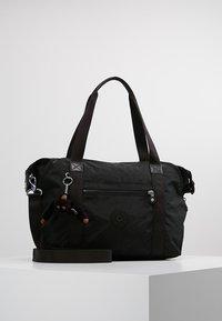 Kipling - ART - Tote bag - true black - 0