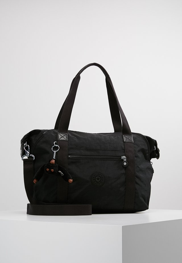 ART - Tote bag - true black
