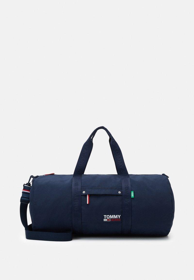 Tommy Jeans - TJM CAMPUS  DUFFLE - Weekend bag - blue