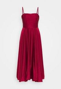 Trendyol - Vestito elegante - burgundy - 0