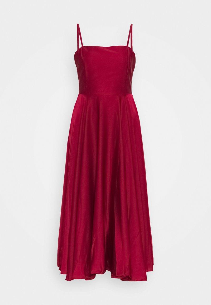Trendyol - Vestito elegante - burgundy