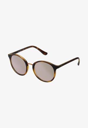 Gafas de sol - black/rose gold
