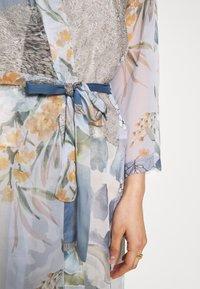 Cream - LADY KIMONO - Lett jakke - coronet blue - 5