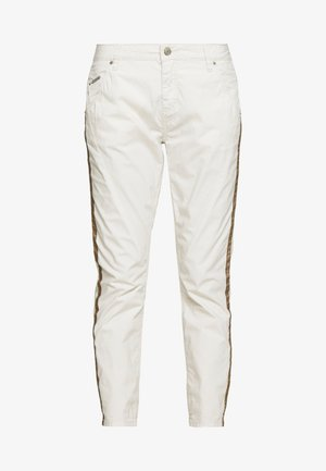 LETTY COLOR TAPE - Jeans Skinny Fit - beige