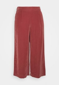 ONLY - ONLCARISA MAGO LIFE CULOTTE PANT  - Trousers - apple butter - 5