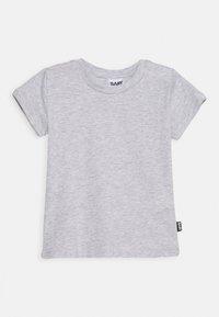 Cotton On - JAMIE SHORT SLEEVE TEE UNISEX 3 PACK - Print T-shirt - duck egg /cloud marle/duck egg - 3