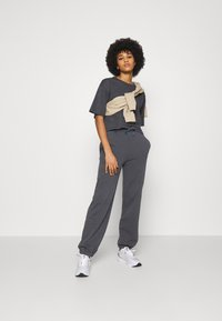 Pepe Jeans - POLINA - Tracksuit bottoms - steel grey - 1