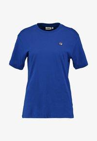 Fila Tall - NOVA TEE - Basic T-shirt - sodalite blue - 3