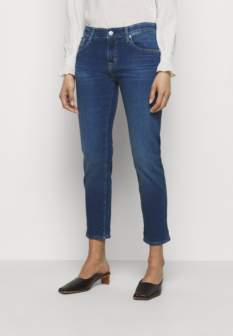 AG Jeans - EX BOYFRIEND - Relaxed fit jeans - blue denim