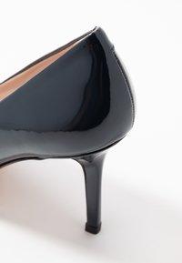 HUGO - INES - High heels - dark blue - 2