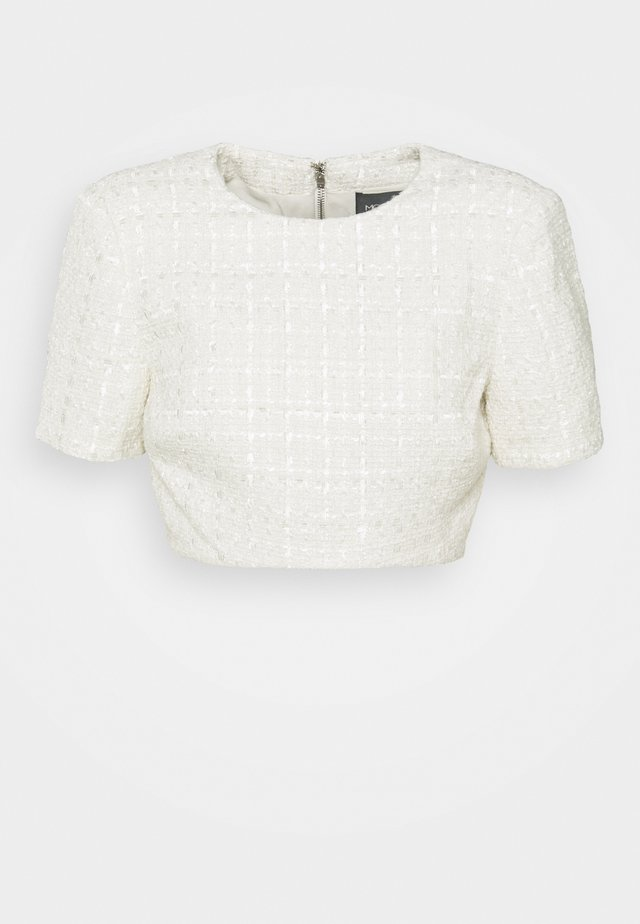 TAKE THE LEAD  - Blouse - ivory