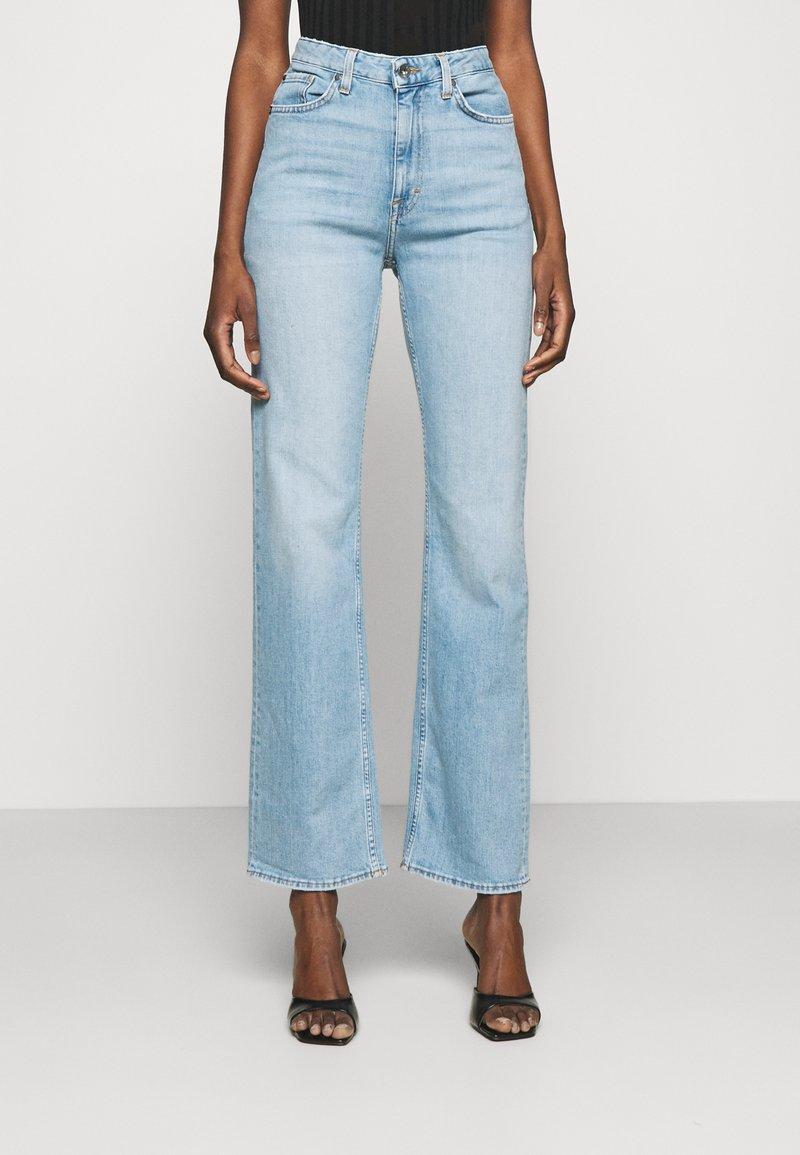 Tiger of Sweden Jeans - LORE - Džíny Straight Fit - light blue