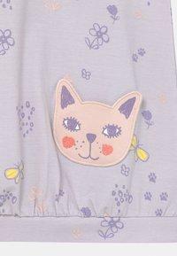 Lindex - MINI CAT POCKETS - Jersey dress - light lilac - 2
