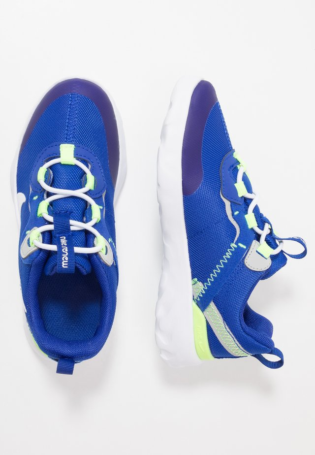 RENEW 55 - Trainers - hyper blue/white/ghost green/light smoke grey
