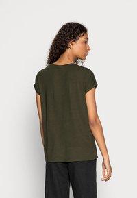 Vero Moda - Jednoduché triko - rosin - 2