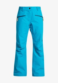 COLOURWEAR - CORK PANT - Ski- & snowboardbukser - enamel blue - 5