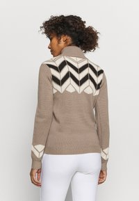 Daily Sports - CARIN UNLINED - Sweter - hazel - 2