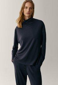 Massimo Dutti - Sweatshirt - dark grey - 0